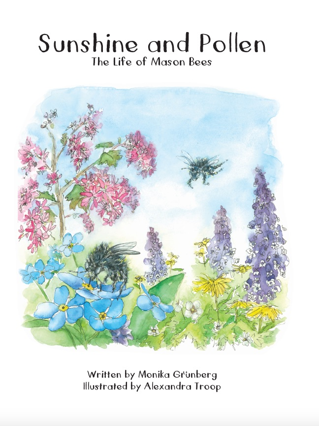 Front Cover of 'Sunshine and Pollen'
